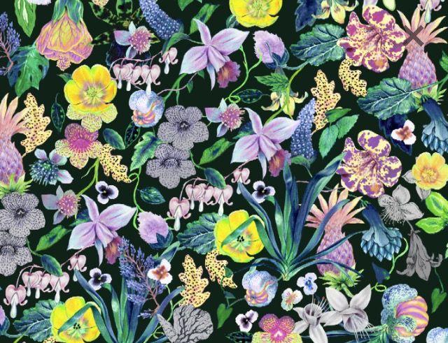 Mystical Flower by Minni Havas for VIMMA COMPANY