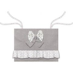 Copriforno imbottito LOVELY GREY Angelica Home & Country
