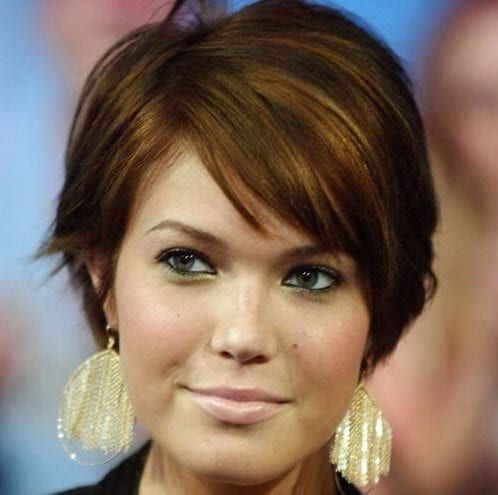 55 Ravishing Short Hairstyles for Ladies with Thick Hair – My New Hairstyles