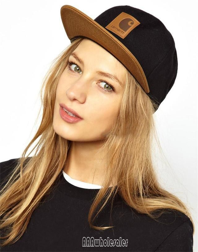 AAAwholesaler: Buy New 2014 Spring Carhartt Snapback Letter Baseball Caps bboy  hip hop Winter Sport Brand Hats For Men/ Women fashion str...