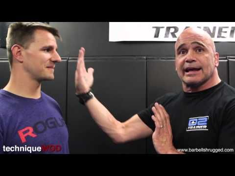 How To Win a Bar Fight w/ Bas Rutten (Former UFC Champion) - Technique WOD - YouTube