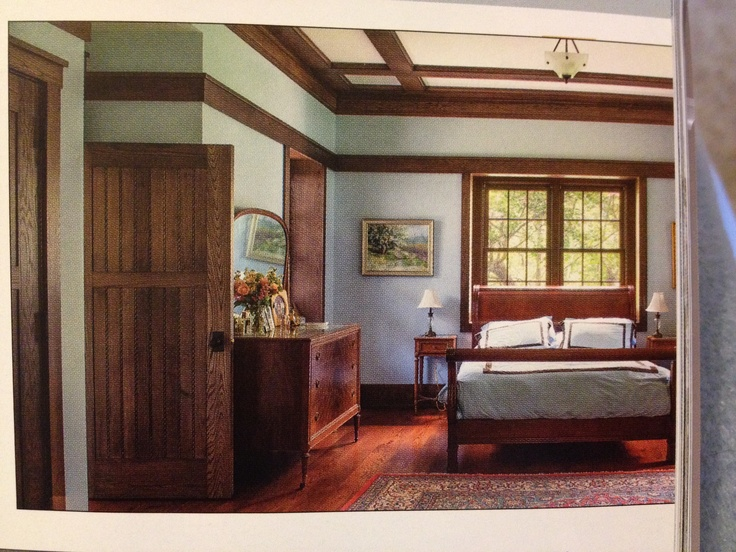 Bedroom Colors American Bungalow Issue 75