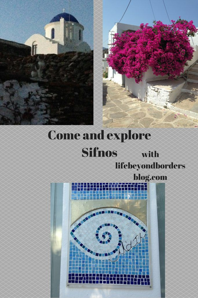 Island escape to Sifnos with Life Beyond Borders