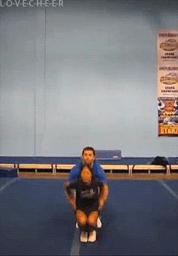 18 Of The Best Cheer Fails 24