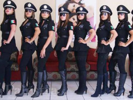 Female police officers issue complaints after undergoing 'attractiveness inspections' in Mexico - Two officers have complained to the state's human rights commission