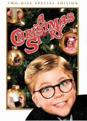 A Christmas Story- one of the best movies ever. I could quote this movie nonstop until i died that is how awesome it is. Some times i watch it in summer.