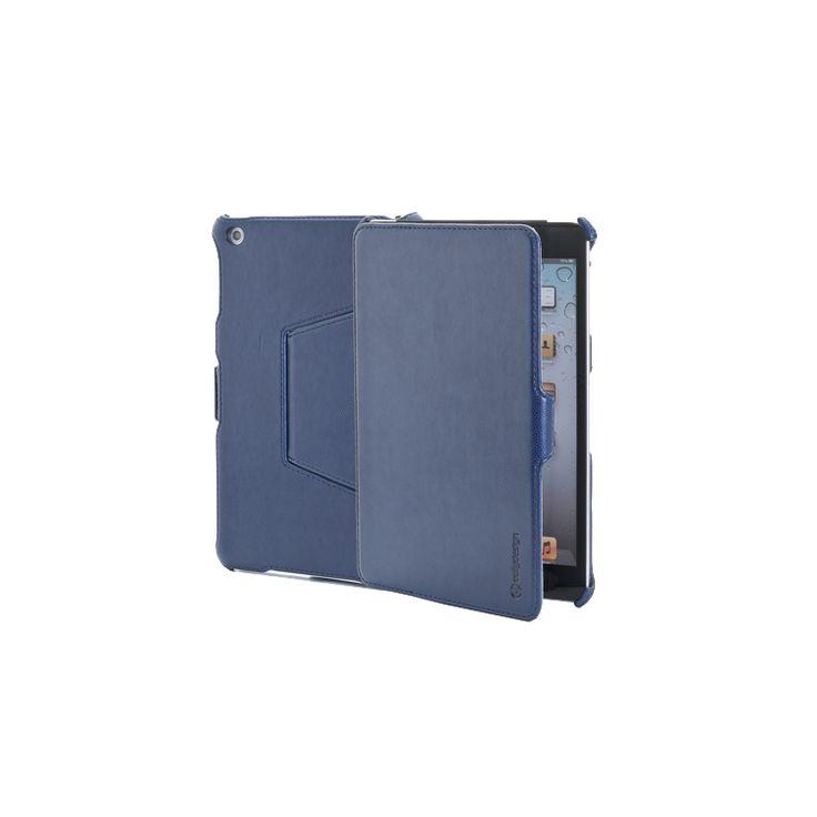 Θήκη eco-leather Celly Caffe Collection Ristretto για iPad mini - μπλε