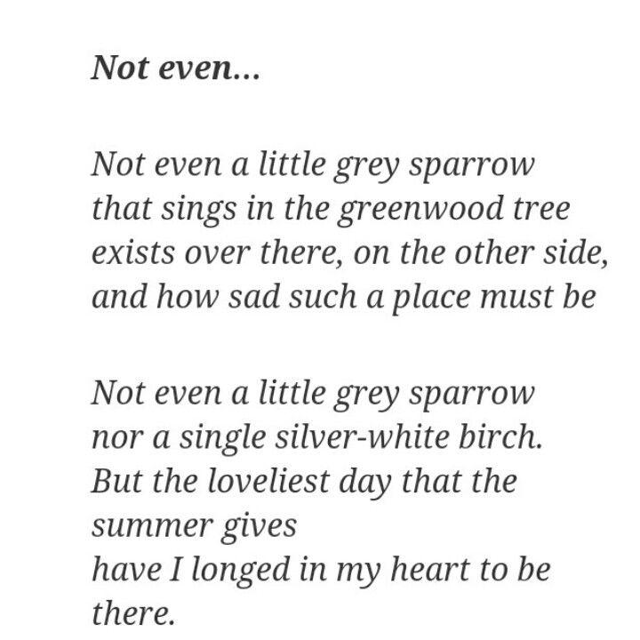 Day 10 favorite poem Not even Nils Ferlin (1938) (I prefer it in swedish though) #octoberphotojournalchallenge