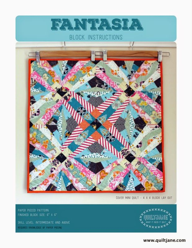 Want it, Need it, Quilt!: Fantasia