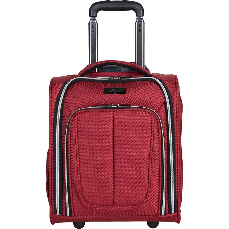 """Kenneth Cole Reaction Lincoln Square 16"""" Lightweight 2-Wheel Underseat Carry-On Luggage - eBags.com"""