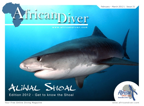 Issue 21: Download for free. http://africandiver.com/index.php/magazine/download-issues