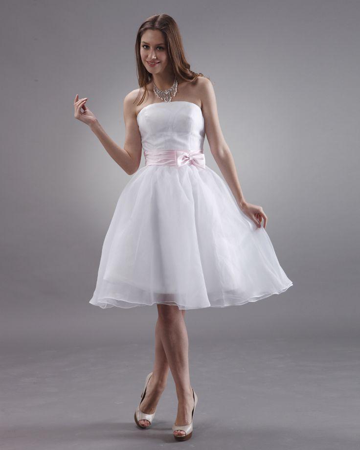 white-bridesmaid-dresses-