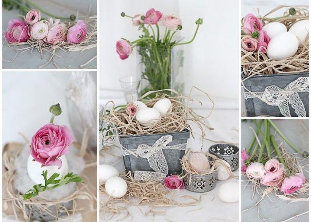Décoration Pâques 2014 : idées déco pour votre maison, votre jardin, table. Décoration Cosy.! C'est le le moment idéal pour commencer à décorer votre maison