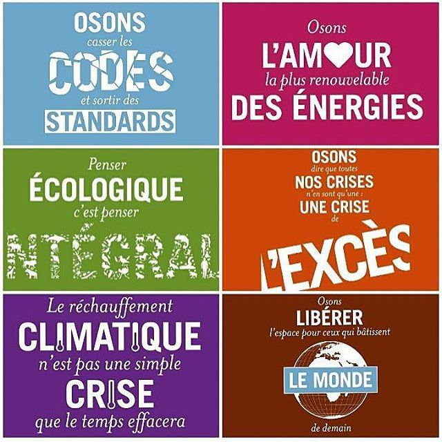 "L'écologie n'est ni de Droite ni de Gauche elle est universelle c'est un engagement avant tout !! ""La Solidarité est la condition essentielle à la paix"" ______________________________ @fondationhulot #nature #nicolashulot #greenpeace #seasheperd #savetheplanet  #ecologie #earth #changetheworld #environnement #seaconservation #cop21 #cop21 #transitionecologique #takeaction #cop21paris2015 #sustainable #devellopementdurable #wwf #fbb #sea #fondationhulot #mypositivechange #mypositiveimpact…"