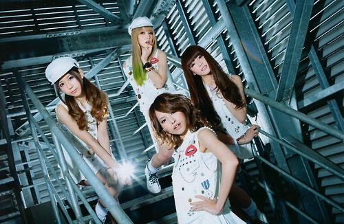 SCANDAL JAPAN TITLE MATCH LIVE 2012