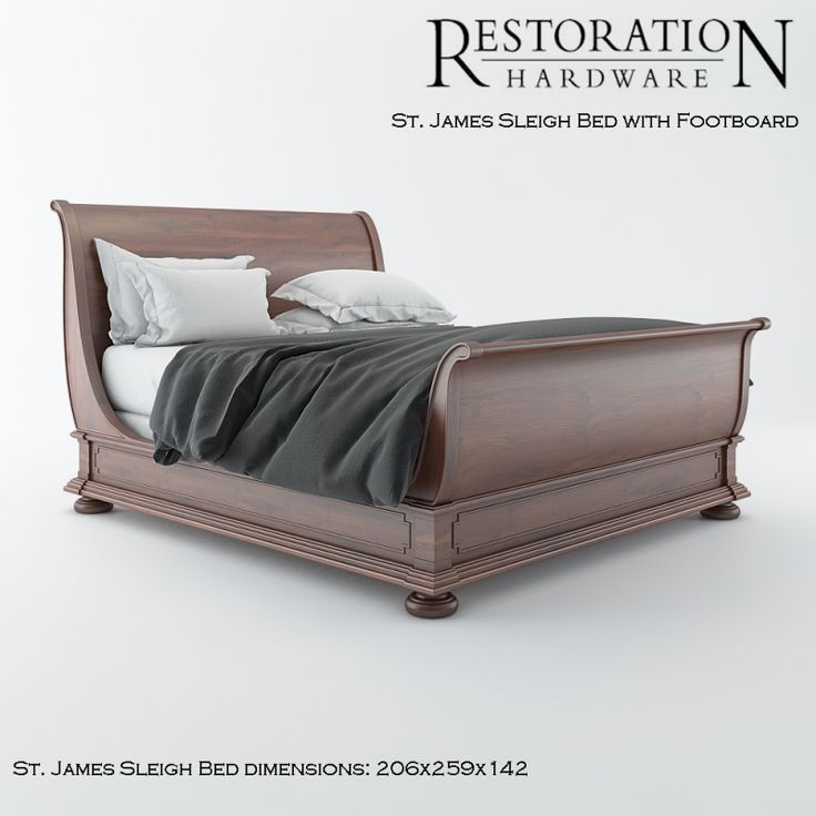 RH St.James Sleigh Bed 3D model. 3D Brand Model is an online 3D MODEL web shop providing HQ 3d models of designer furniture, lighting, accessories and more stuff for 3D artists.This is a place where you can not only buy 3D models for your projects, to speed up your workflow, but you can even sell your models to others and earn real money. If you are interested in being a part of 3DBrandmodels, please register trough this…
