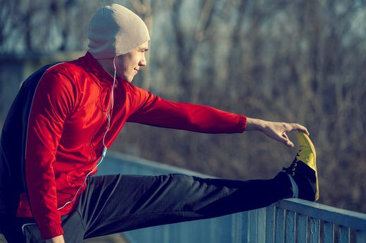 7. Stretching Before a Workout to Avoid Injury
