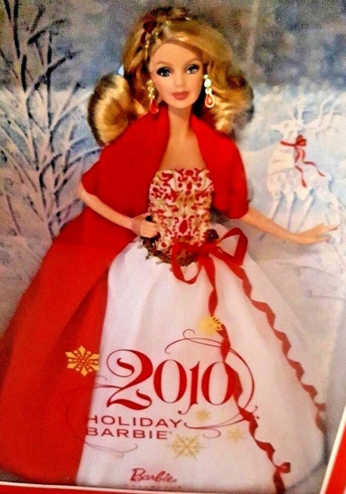 The Barbie Collector Holiday 2010 Catalog