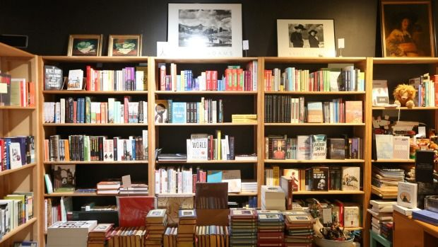 Ekor is a specialist book shop, selling newly published books as well as older reprints that pique customers' nostalgia.