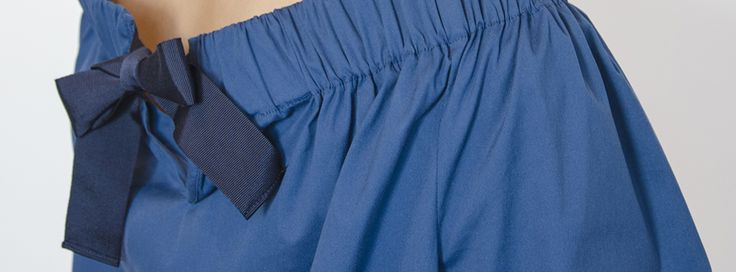 #rosso35 #genova #fashion #woman #readytowear #ss15 #blue #collection