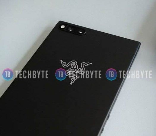 Razer phone spotted in the wild