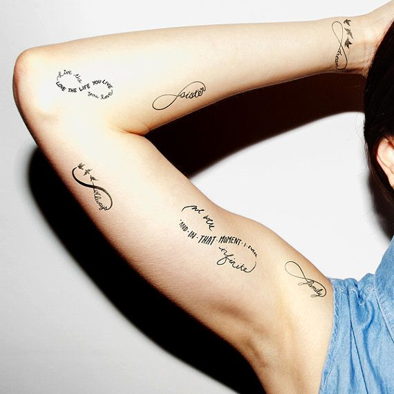 die besten 17 ideen zu unendlichkeitssymbol tattoos auf pinterest symbol tattoos. Black Bedroom Furniture Sets. Home Design Ideas