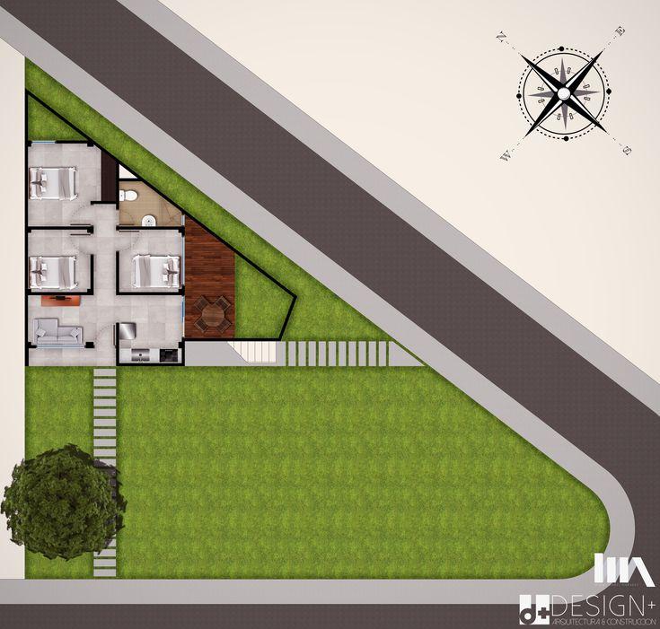 Planta arquitectonica PS