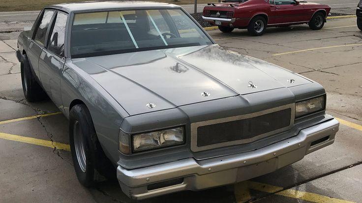 1987 Chevrolet Caprice - 12
