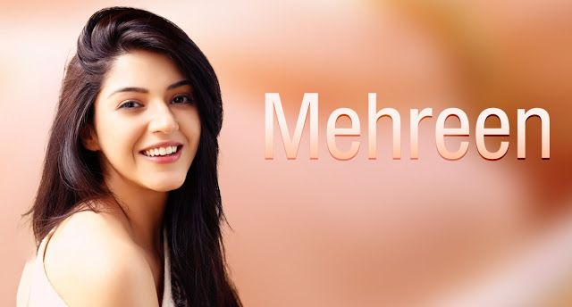 Mehreen Pirzada Bollywood Actress latest HD Wallpaper & pictures