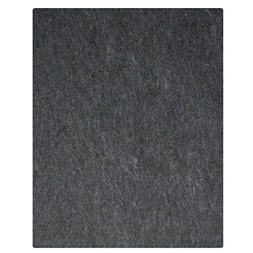 "Armor All AASMVC88100 Charcoal 8'4"" x 7'4"" Small Vehicle Garage Floor Mat. For product info go to:  https://www.caraccessoriesonlinemarket.com/armor-all-aasmvc88100-charcoal-84-x-74-small-vehicle-garage-floor-mat/"