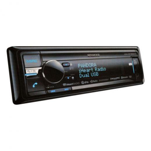 Kenwood Kdcbt958hd Car Audio Cd Receiver Bluetooth Hd Radio Usb Siriusxm Ready 019048206541