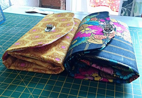 The Necessary Clutch Wallet – A Mini-series – Part 4 – with a prize! | Patterns to Print