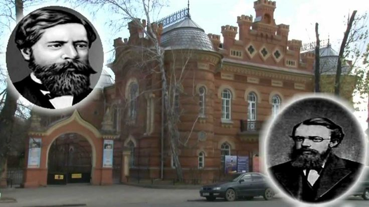 Краеведческий музей в Иркутске. История и внешний вид. 2012 год. Также моя съемка и монтаж.