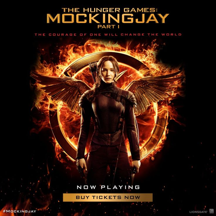 The Hunger Games: Mockingjay Part 1 – The Mockingjay Lives Playlist