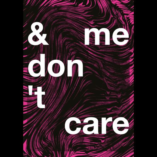 dontcare is a T Shirt designed by deshalbpunkt to illustrate your life and is available at Design By Humans