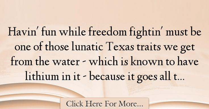 Molly Ivins Quotes About Freedom - 25088