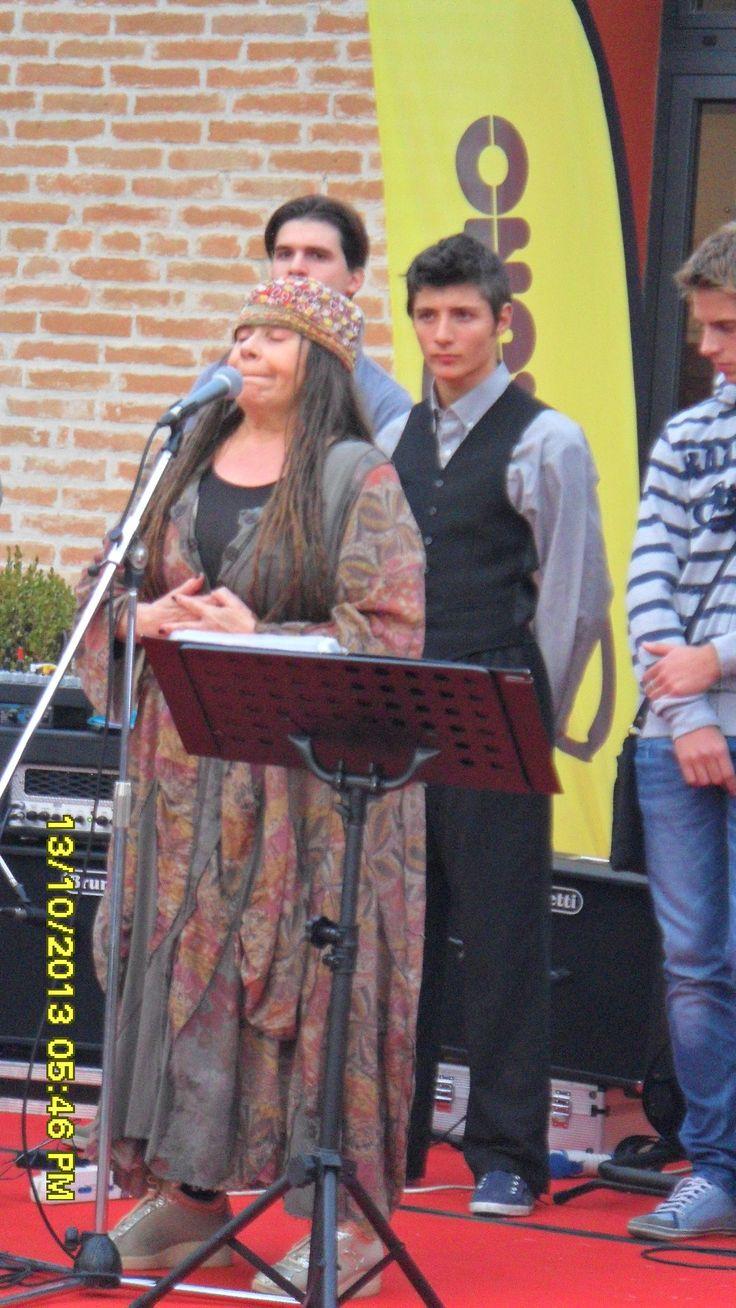 Iskra Menarini in coincerto: una grande, grande artista