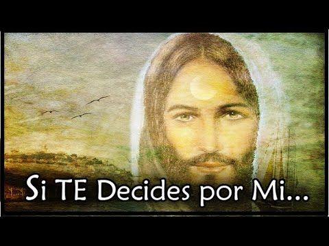 Reflexión Cristiana de Reconciliación con Dios - Si Te Decides Por Mi...