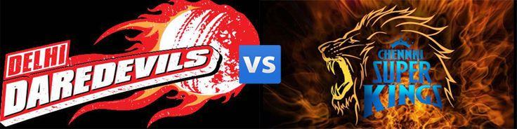 Delhi daredevils Vs Chennai Super Kings-Full Scorecard