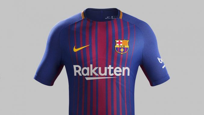 With the sponsorship changing to Rakuten and with Neymar Jr gone, FC Barcelona is ready for a new chapter of glory. Home to Lionel Messi and deeply rooted in Catalonian history, Barca is one of the most followed clubs in the world. Its culture and fan base is rivaled by very few. Here, we examine the Blaugrana's visual flair and identity and take a very detailed look at its current uniforms.