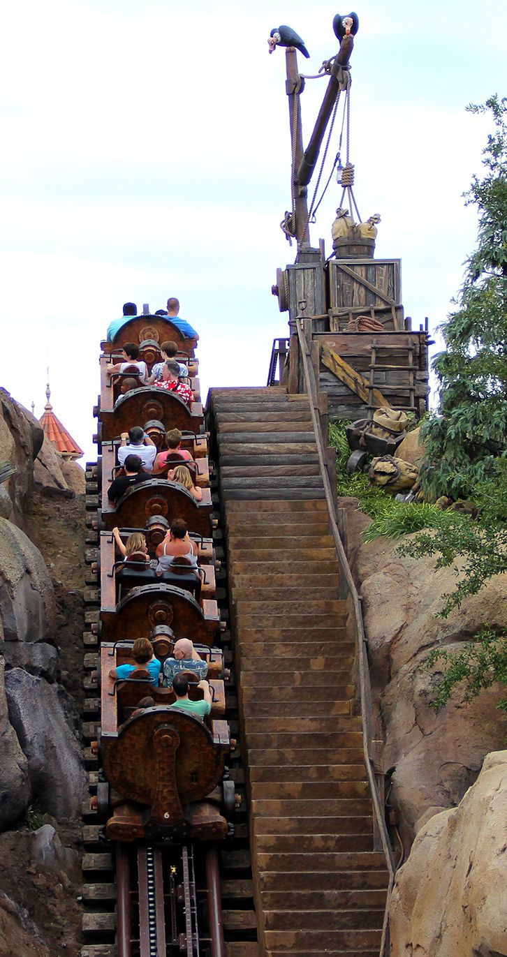 I feel like every time I look the new Seven Dwarfs Mine Train is closed. What seems to be the problem and is it a safety issue? Click to read our answer!