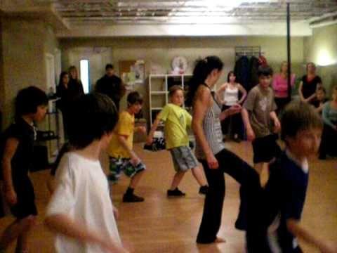 Kids Zumba -Evacuate the dance floor