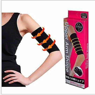 lady fashion Magic Slimming upper arm shape Weight loss wholesale women fashion Arm Warmers girlfriend gift $5.99