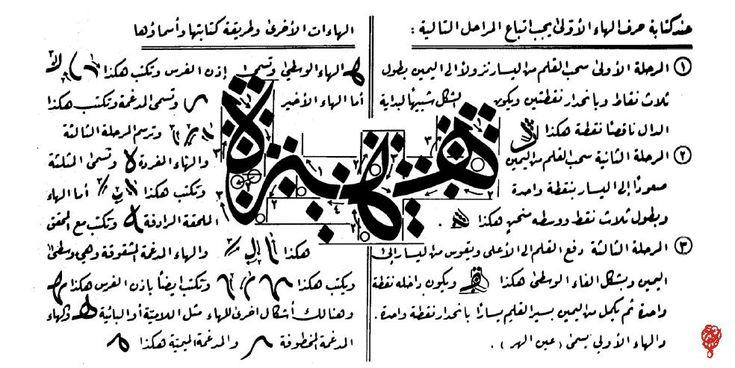 [ دروس في تعلّم الخط العربي ] - الصفحة 2 - منتديات منابر ثقافية