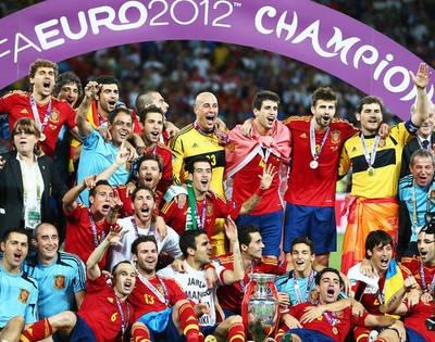 Euro 2012 Champion - Spain
