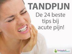 Last van acute tandpijn? Ik kan de tandpijn niet definitief wegnemen, maar wel…