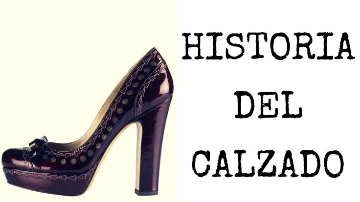 Desde unas pinturas #rupestres de una #primitiva #cueva, hasta día de hoy, te explicamos la #historia del #calzado