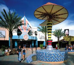 Sawgrass Mills Outlet Mall in Sunrise, FL