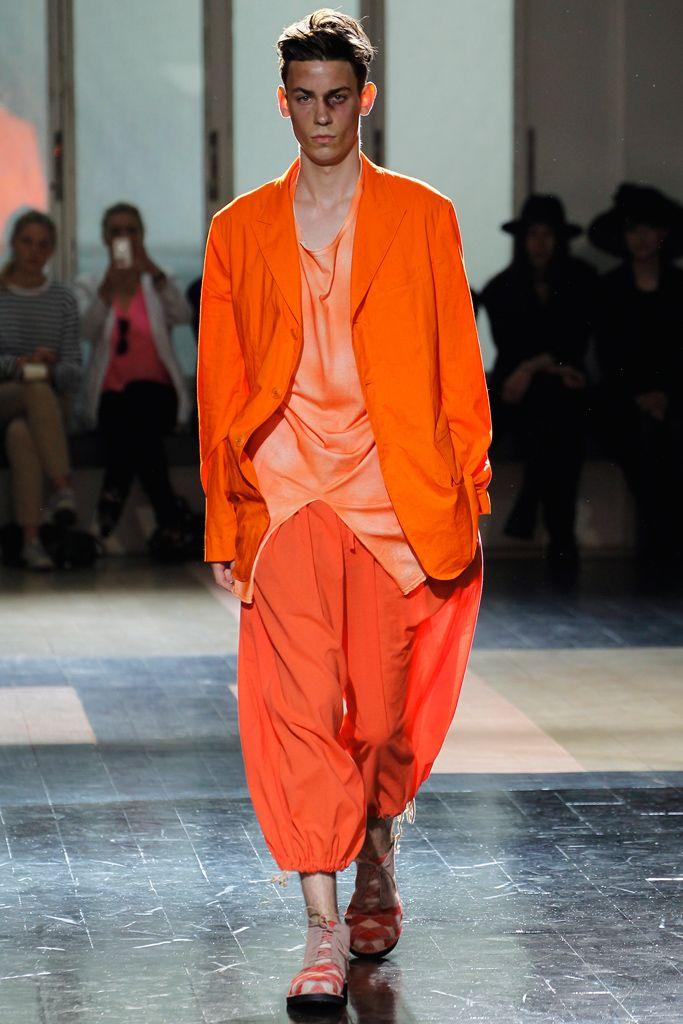 Yohji Yamamoto | Spring 2013 Menswear Collection