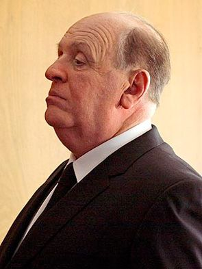Anthony Hopkins as Alfred Hitchcock!!!!